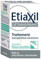 Etiaxil Aisselles Détranspirant Peau Sensibles Roll-on/15ml à Libourne
