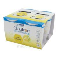 Clinutren Dessert 2.0 Kcal Nutriment Vanille 4cups/200g à Libourne