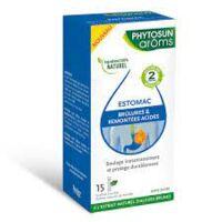 Phytosun Aroms Estomac Liquide BrÛlures Et RemontÉes Acides 15 Sachets à Libourne