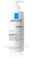 Lipikar Ap + M Baume Fl Pompe/400ml à Libourne