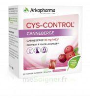 Cys-control 36mg Poudre Orale 20 Sachets/4g à Libourne