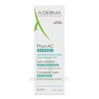 Aderma Phys'ac Global Soin Imperfection Sévères 40ml à Libourne
