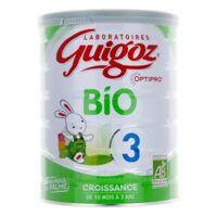 Guigoz Bio Croissance De 10 Mois à 3 Ans à Libourne
