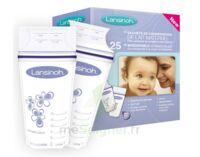 Lansinoh Sachets De Conservation Pour Lait Maternel - 25 Sachets à Libourne