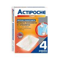 Actipoche Patch Chauffant Douleurs Musculaires B/4 à Libourne