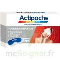 Actipoche Masque Thermique Yeux Et Tempes B/1 à Libourne