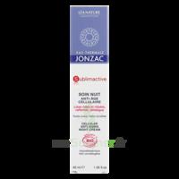 Jonzac Eau Thermale Sublimactive Crème Soin Nuit Anti-âge Cellulaire 40ml à Libourne