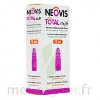 Neovis Total Multi S Ophtalmique Lubrifiante Pour Instillation Oculaire Fl/15ml à Libourne