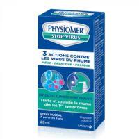 Physiomer Stop Virus Spray Buccal Fl/20ml à Libourne