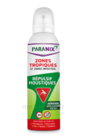 Paranix Moustiques Lotion Zones Tropicales Aérosol/125ml à Libourne