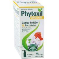 Phytoxil Gorge Et Toux Spray Fl/20ml à Libourne