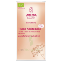 Weleda Tisane Allaitement 2x20g à Libourne
